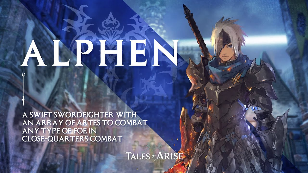 Download Tales of Arise - Alphen - Character Introduction