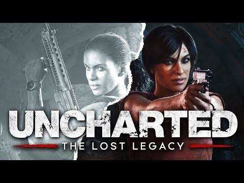 UNCHARTED The Lost Legacy #1  - Livestream mit Frank SiriuS  PC German Let's Play Gameplay Deutsch