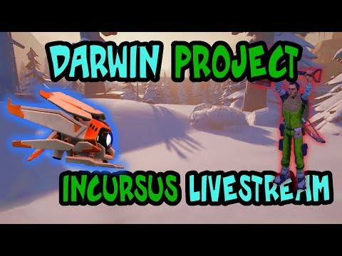 Surviving the Cold Winter - Darwin Project - Project Incursus Livestream