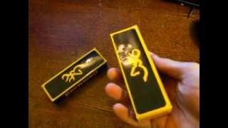 Туристический нож Browning 339, Браунинг 339(Анбоксинг складного ножа. Браунинг 339, Browning Knife 339. Приобрести можно на ..., 2013-07-24T06:51:40.000Z)