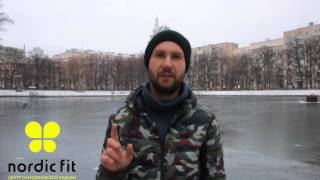 II часть. Скандинавская ходьба минус 55 кг за 1 год