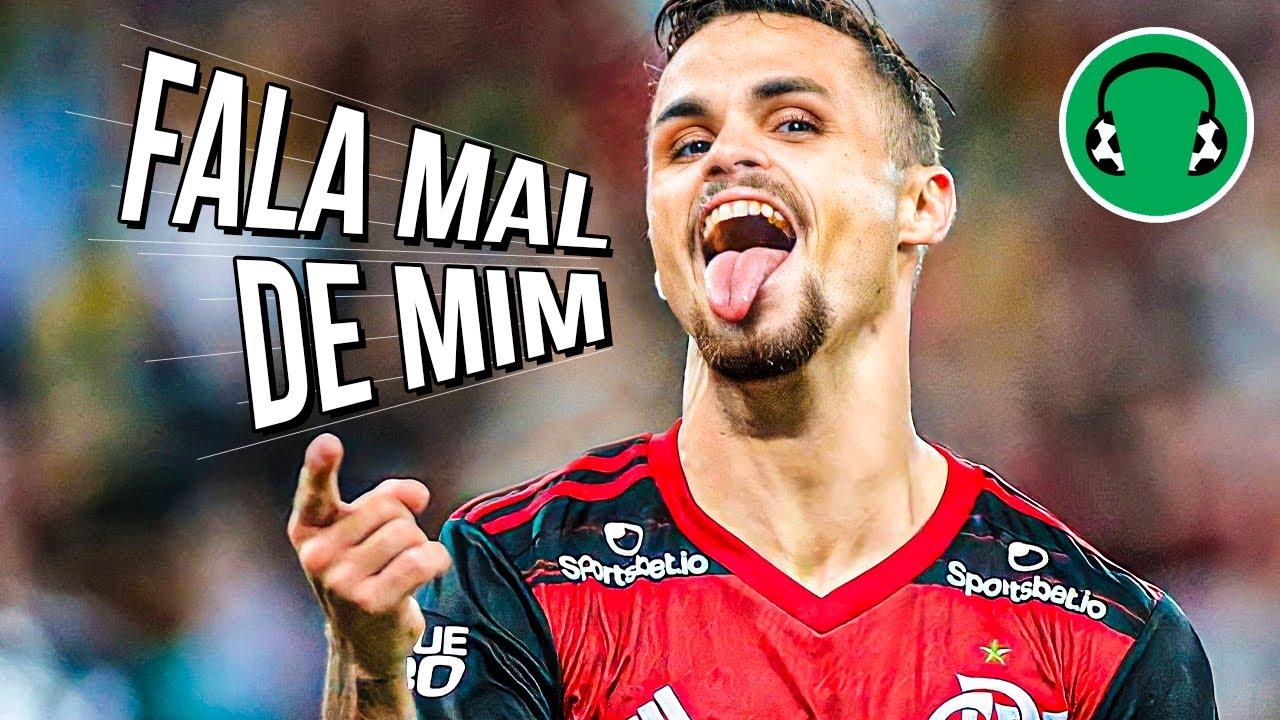 ♫ JOGADORES cantam FALA MAL DE MIM | Paródia de Futebol - Pedro Sampaio, Wesley Safadão, Daniel Caon