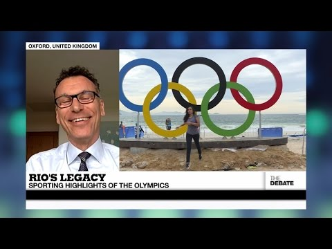 "Olympic Economics: ""No city ever made a profit off the Games"""