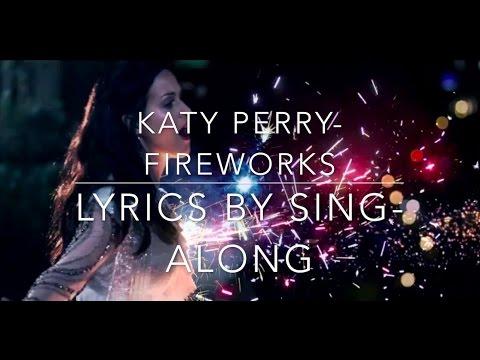 katy perry fireworks lyrics by sing along
