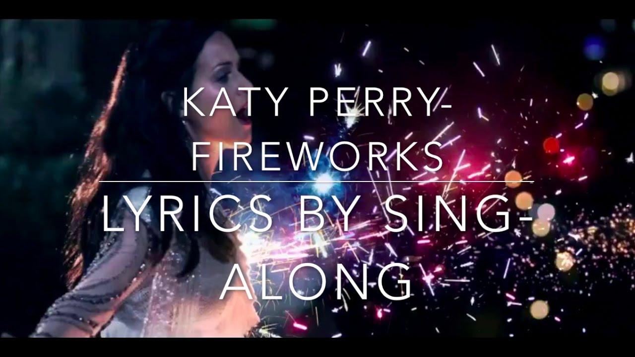 Plastic bag katy perry lyrics - Katy Perry Fireworks Lyrics By Sing Along