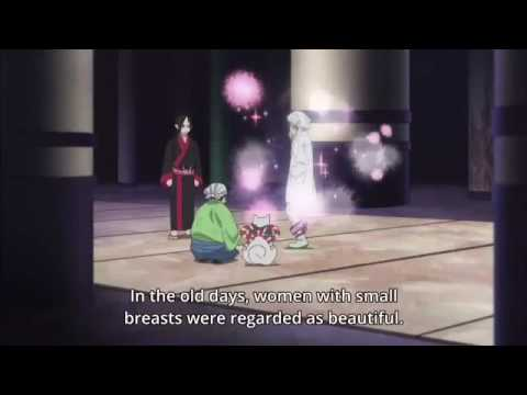 Hoozuki no Reitetsu; Hakutaku being a pervert.