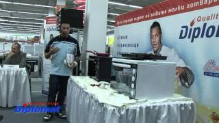Лео Бианки представя Diplomat малки готварски печки