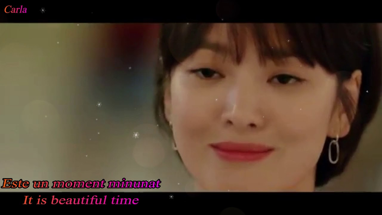 """Encounter Ost Part. 1 -  """"The Day We Met""""-  Cheeze -  romanian sub (eng sub) #1"""