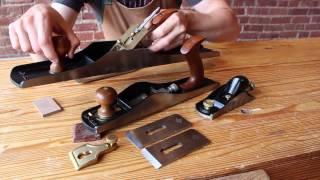Handplanes - Low Angle Vs. High Angle - Daniel Chaffin Furniture Makers