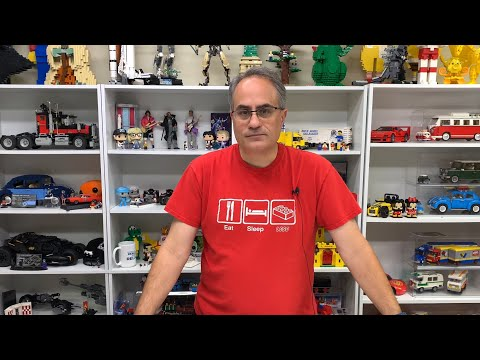 LEGO And YOUTUBE Q&A Years Of Collecting LEGO And Making Videos #BAT