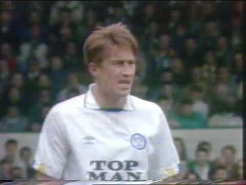1989-90 Leeds 2 Leicester 1