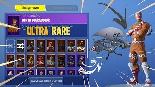 COMPTE TO ECHANGER OR TO SELL ON FORTNITE BATTLE ROYAL - SAUVER THE WORLD