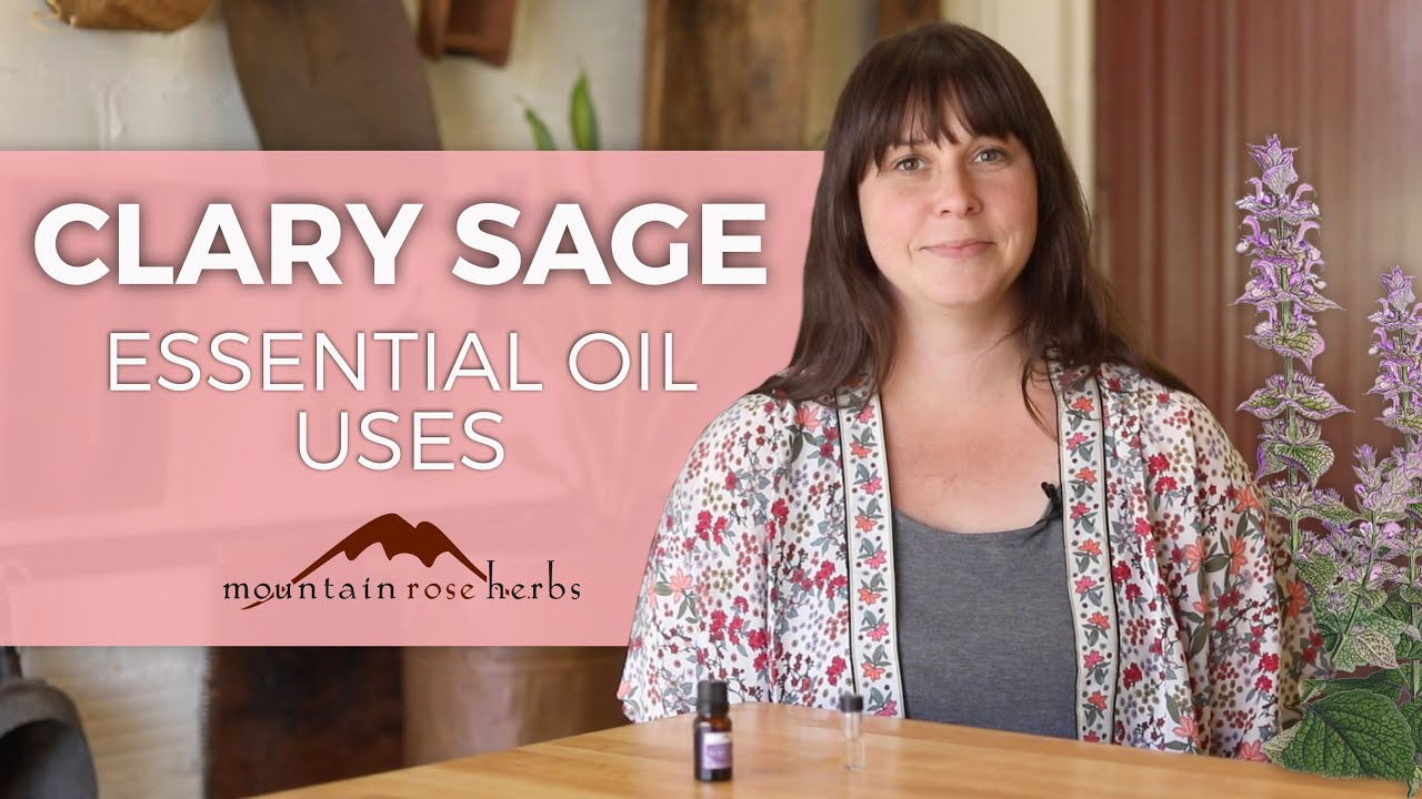 Download Aromatherapy 101: Clary Sage with Christine Rice