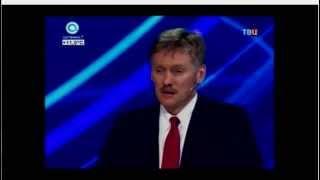 Песков объясняет про Вежливых людей в Крыму