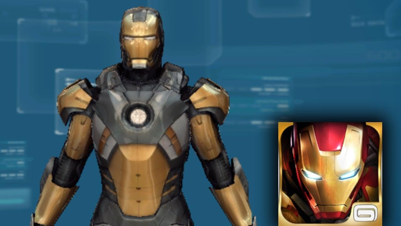 Iron Man 3: The Official Game - Mark 20 - Python [REWARD ...