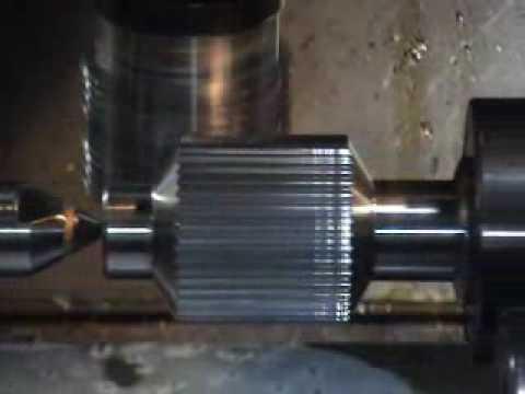 Gear Hobbing? Spline Cutting?... NO,.... Spline Milling!!! YES !!!
