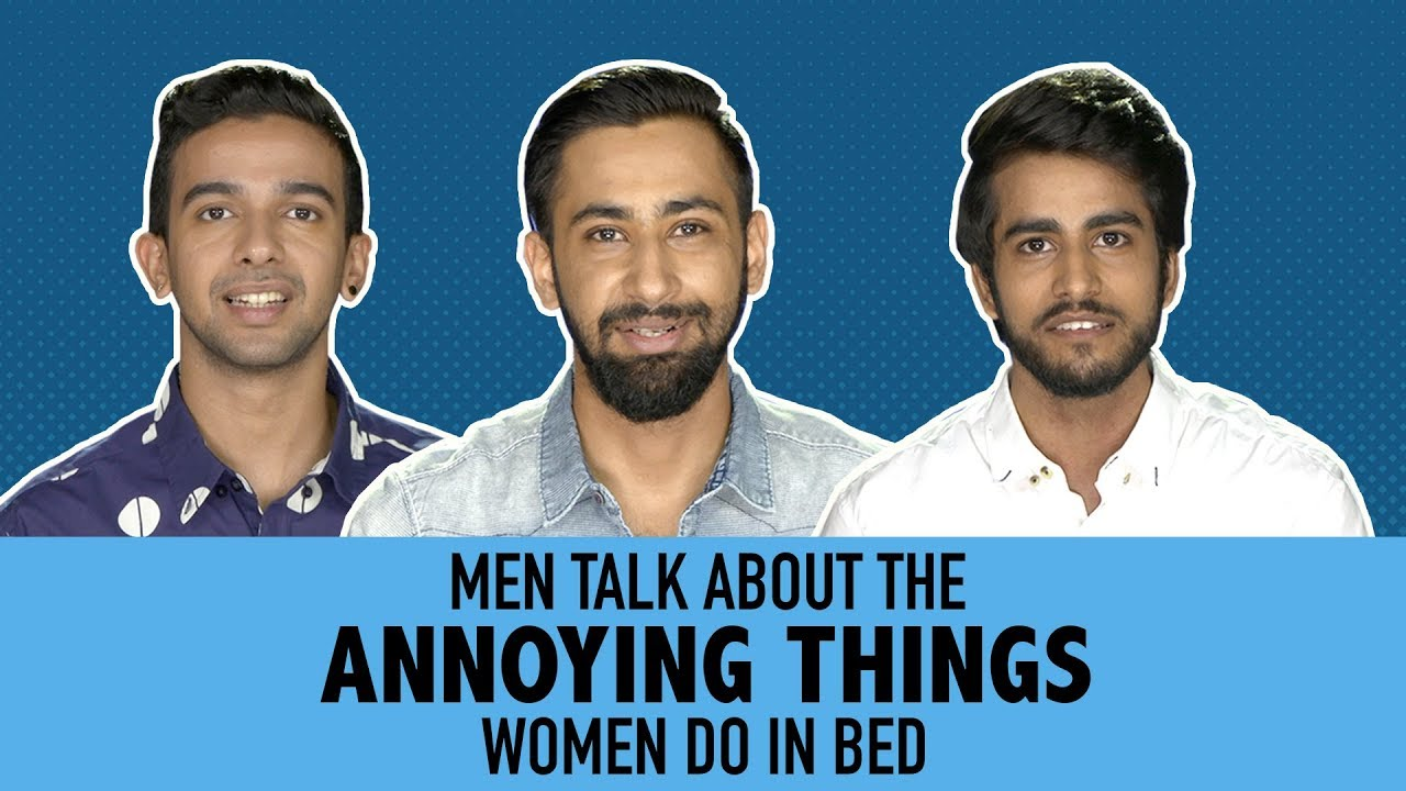 Things to say to men in bed