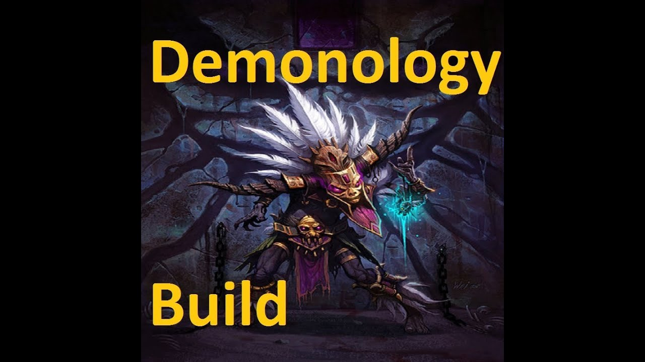 Diablo  Witch Doctor Build Leveling