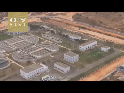 China helps with Angola's post-war reconstruction