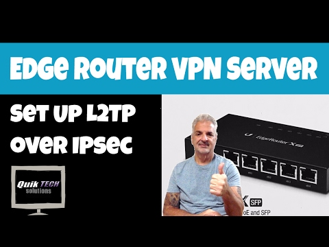 L2TP over IPsec VPN Server