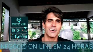 Negócio Online em 24 Horas Curso Prático de Marketing Digital passo a passo.