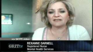 GRITtv: Rexanne Darnell: No One Speaks for Mentally Ill