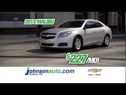 Johnson Motors Chevy Open House Dubois Pa Youtube