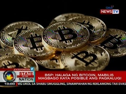 Ilang Pinoy, gumagamit ng virtual currency application na bitcoin dahil sa posibleng kita