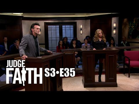 Judge Faith - Storage Blackmail; A Liar and a Cheat! (Season 3: Full Episode #35)