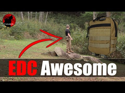 EDC Awesome – Sabra Gear Partner Pack Review
