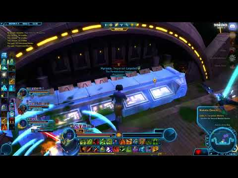 SWTOR: Wandering around in Star Wars the Old Republic (Random Chat)