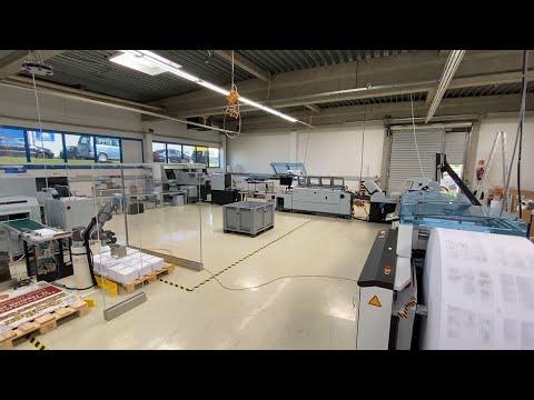 HORIZON Smart Binding System @ Schwabenprint