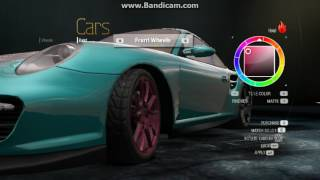 Need for speed most wanted undercover Porsche 911 GT2  Modif standart car