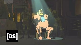 Sphinx Interrogates Brock   The Venture Bros.   Adult Swim thumbnail