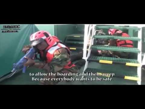 FARMAROC™ MÉDIA : Saharan Express 2014   Maritime Interdiction Operations MIO
