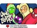 RISAS Y MÁS RISAS!! | Sara, Gona, Exo y Luh en Gang Beasts Online