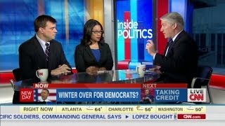 Inside Politics: Good news for Dems?