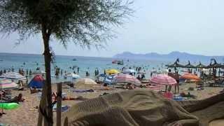 Ca'n Picafort beach - Mallorca HD