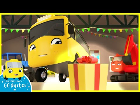 happy-birthday-song-|-celebrate-buster's-birthday!-|-go-buster-|-baby-cartoons-|-kids-videos