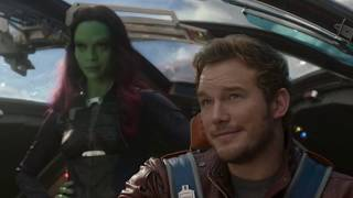 Peter and Gamora - Fooled Around and Fell in Love