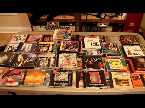 The story of my '90s sample CDs - addendum
