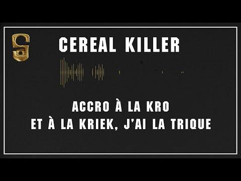 Svinkels - Cereal Killer (remastered)  [video lyrics officielle]