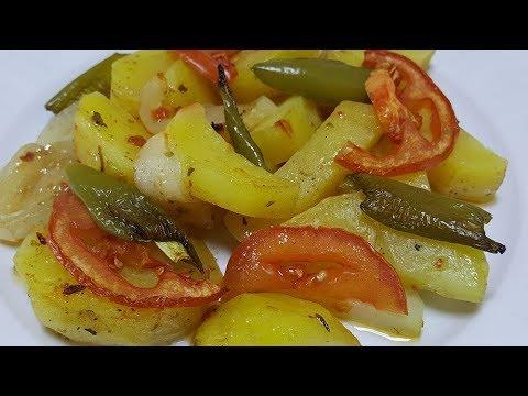 Fırında Patates Yemeği Tarifi ve Malzemeleri