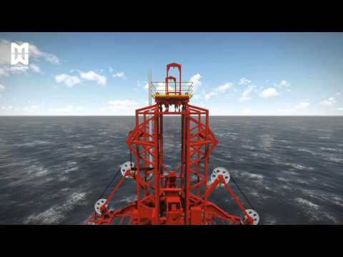 MHWirth Semi-submersible Concept