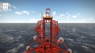 MHWirth Semi-submersible Concept