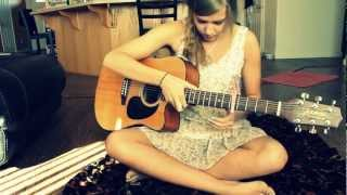 Rihanna - stay ft. mikky ekko (acoustic cover) kendra dickerson