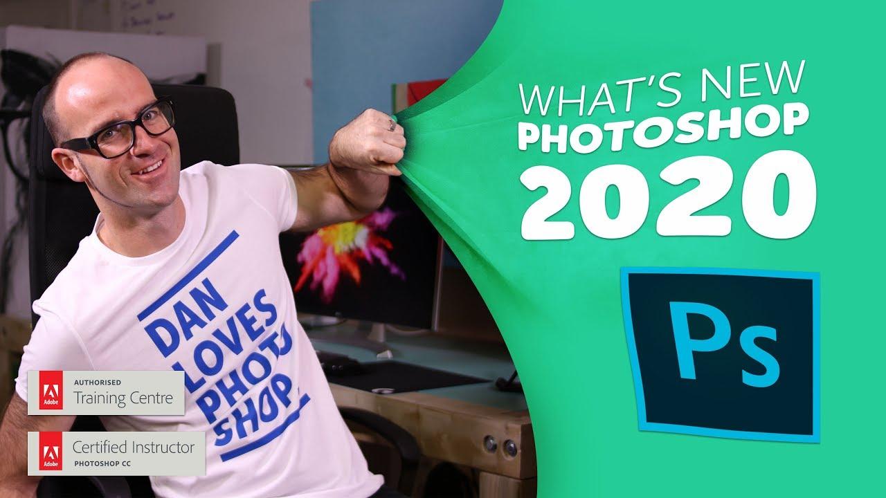 Adobe CC Photoshop 2020 New Features & Updates!