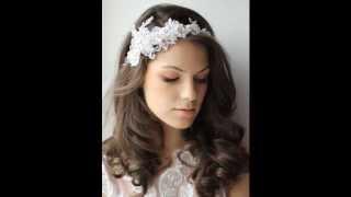 видео 50 вариантов причесок с диадемой: вечерние, свадебные, с фатой