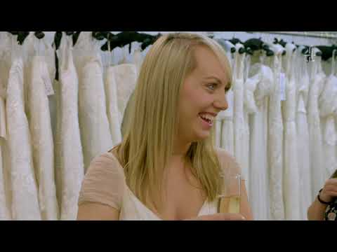 Exclusive look at Harriet's wedding dress - Married At First Sight
