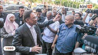 Sudah bincang, puas hati dengan pendirian Tun M - Anwar